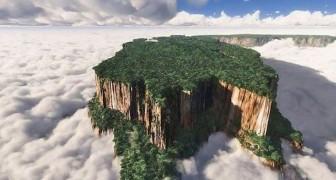 Le isole tra le nuvole del Venezuela: mondi perduti su cui l'evoluzione ha seguito un percorso diverso