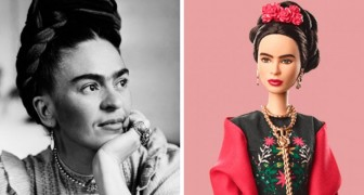 Barbie presenta 17 nuove versioni dedicate a Donne di Ispirazione del presente e del passato