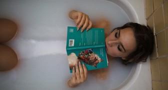 1 ora di bagno caldo fa smaltire le stesse calorie di 30 minuti di camminata