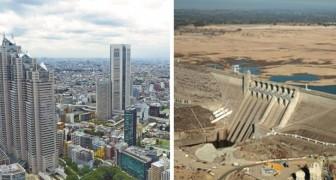 Das sind die 11 Städte mit der höchsten Wahrscheinlichkeit, dass sie in den nächsten Jahren ohne Wasser da stehen