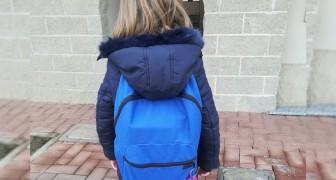 A scuola tutti con lo stesso zaino: il post di una donna su un istituto di Novara si fa virale