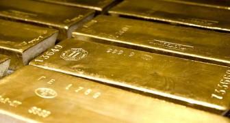 In Russia, un aereo perde il carico e dissemina 172 lingotti d'oro in volo