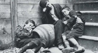La difficile vie des immigrés de New York dans une série de photographies fascinantes de la fin du 19e siècle