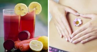 Il succo 3 in 1: come preparare la bevanda che disintossica il corpo e migliora la vista