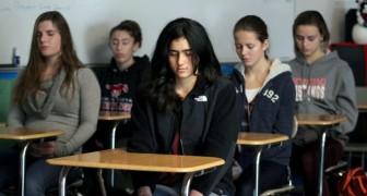 Progetto Quiete in classe: in questa scuola di Brescia si fanno 15 minuti di meditazione prima e dopo le lezioni