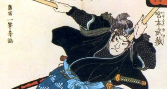 Shortly before his death, the greatest Japanese swordsman wrote 21 life precepts that are worth reading!