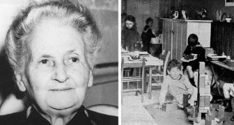 Some advice from Maria Montessori regarding how to raise independent and happy children