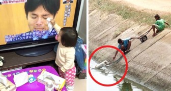 12 photos that show that children are the salvation of humanity