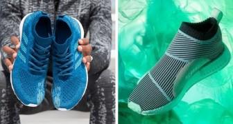 Les baskets Adidas fabriquées à partir de plastique ramassé dans les océans connaissent un succès inattendu