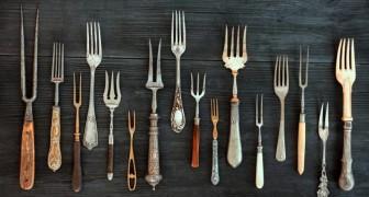La forchetta si diffuse in Italia prima che in ogni altro paese... e il motivo è comprensibile!