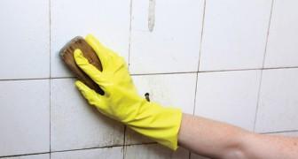 Dit product maak je thuis met slechts 2 ingrediënten en reinigt de badkamer als geen ander reinigingsmiddel