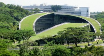 8 gebouwen met de meest spectaculaire en efficiënte 'Groene' daken ter wereld