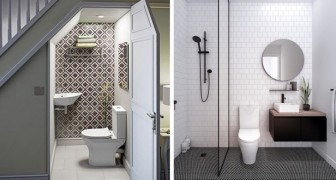 34 geweldige ideeën om een kleine badkamer in de mooiste ruimte van het huis te veranderen