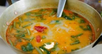 Questa antica zuppa a base di zenzero permette di liberare le vie respiratorie in tempi record