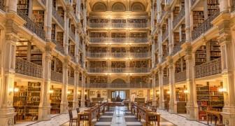 Einige der schönsten Bibliotheken der Welt