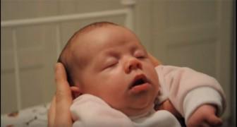 O curioso método Oomba Loomba que faz os bebês dormirem em um instante