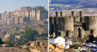 Die Faszination von Burgen: Hier sind die 20 schönsten der Welt