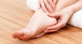 Con estos 2 ingredientes que tienes en casa puede puedes volver a tener los pies suaves como aquellos de un bebè