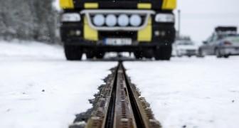 La Suède inaugure la première route qui recharge les véhicules électriques pendant qu'ils la parcourent