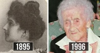 She arrived at 122 years of age in top form! Here are all the secrets of the oldest woman in recorded history!