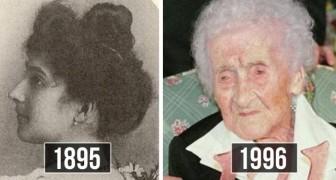 Sie wurde bei bester Gesundheit 122 Jahre alt: hier sind alle Geheimnisse der ältesten Frau der Geschichte