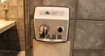Een nieuw onderzoek laat zien dat elektrische handdrogers bacteriën uit de WC opzuigen die dan vervolgens... op jou terecht komen