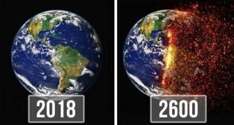 Wat Stephen Hawking betreft blijft de aarde niet lang meer leven: vijf manieren hoe de aarde aan zijn einde kan komen