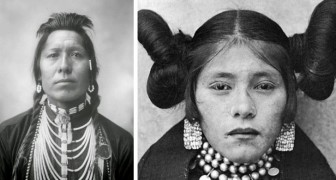 Er war einer der wenigen der das Vertrauen der amerikanischen Ureinwohner gewann: Hier seine wunderbaren Aufnahmen