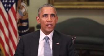Cette vidéo de Obama devrait tous nous terroriser.... et pas pour ce qu'il dit