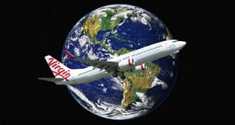 Se la Terra ruota da ovest verso est, perché un aereo che viaggia verso ovest non va più veloce?