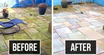 16 photos that show that there is no dirt or grime that is impossible to remove!