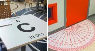 18 esempi di arredamento scolastico che desidererai avere avuto nella tua scuola