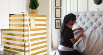 14 criações econômicas que vão deixar a sua casa mais bonita e original