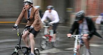 Aller au travail en vélo réduit de moitié le risque de cancer et de maladie par rapport à la marche et aux transports en commun