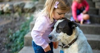 Gli animali? Fanno bene ai bambini perché li aiutano a crescere più sereni e più sicuri di sé