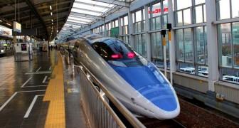 Il treno parte con 25 secondi di anticipo: la compagnia giapponese porge le sue scuse ufficiali