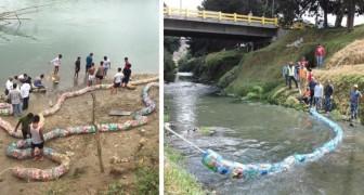 Guatemala hat einen kreativen Weg gefunden um zu verhindern, dass Müll ins Meer gelangt
