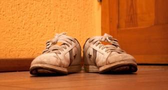 Sei solito indossare le scarpe anche dentro casa? Ecco 6 buoni motivi per abbandonare questa abitudine