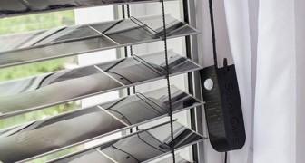 Ein Unternehmen erstellt die ersten Smart Blinds, die Energie für Ihr Zuhause produzieren