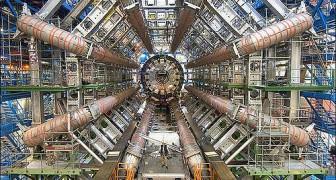 Aus der Fusion der Quarks kann man eine 8 mal stärkere Energie erzeugen als die des Wasserstoffs