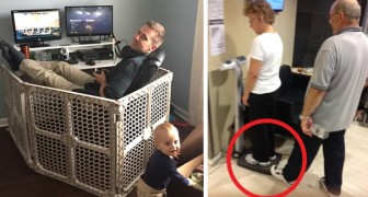 Some men will never grow up and these 20 hilarious photos prove it