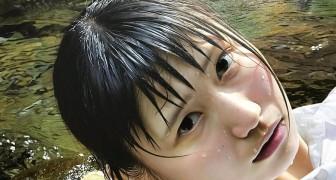 Le persone non riescono a credere che questa immagine sia un dipinto: ecco le opere iperrealiste dei Kei Mieno