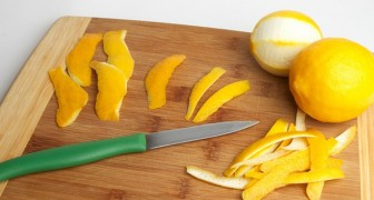 Never throw away lemon peels! Here are 20 ways they can come in handy!