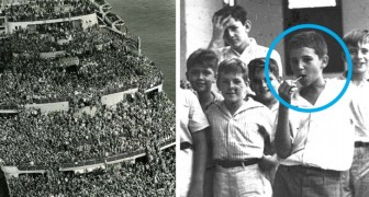 21 foto's van vroeger die je nooit zal zien staan in een geschiedenisboek