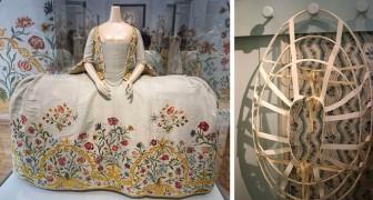 Quando la bellezza diventa sacrificio: la famosa e scomodissima moda del Panier