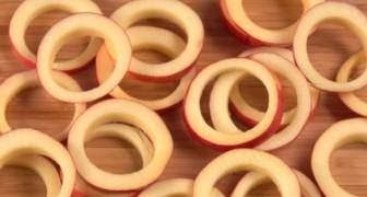 Hoe je gefrituurde appelringen met kaneel klaarmaakt die je smaakpapillen nooit meer vergeten