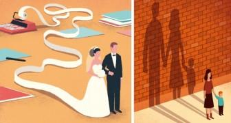 19 illustrations douces-amères pour mieux comprendre la réalité dans laquelle nous vivons