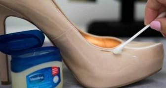 5 truques eficazes para tirar arranhões, mau cheiro e sujeira dos sapatos