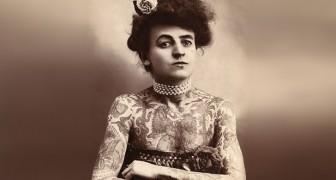 Sa photo est devenue une icône pop, mais peu de gens connaissent l'histoire de la première tatoueuse du 20e siècle