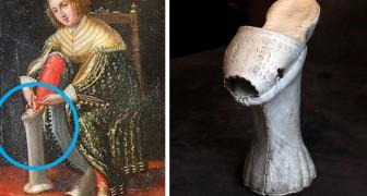 Les chopines, les chaussures à semelles compensées du 15e siècle qui arrivaient jusqu'à 50 cm de hauteur